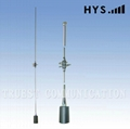 Mobile Radio Whip Antenna TCQC-BG-3-155V-PO160