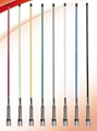 Anti-bend Mobile Radio Fiberglass Antenna TC-CTS-2.15-136-F1V