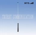 雙頻伸縮拉杅天線 TC-RD-3-155/435-ST12