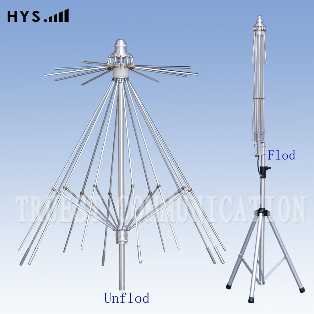 Wide Band Umbrella Antenna TC-ST-3-30/1300WB