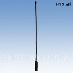 软轴线低频调频收音机天线 TC-SX-2-72-771N