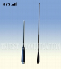 VHF Sturdy Telescope Rubber Antenna  HYS-155AT