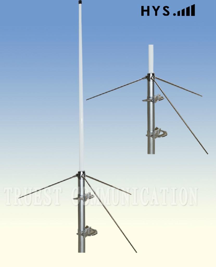 2.2m UHF 玻璃钢天线 HYS-F220U 1