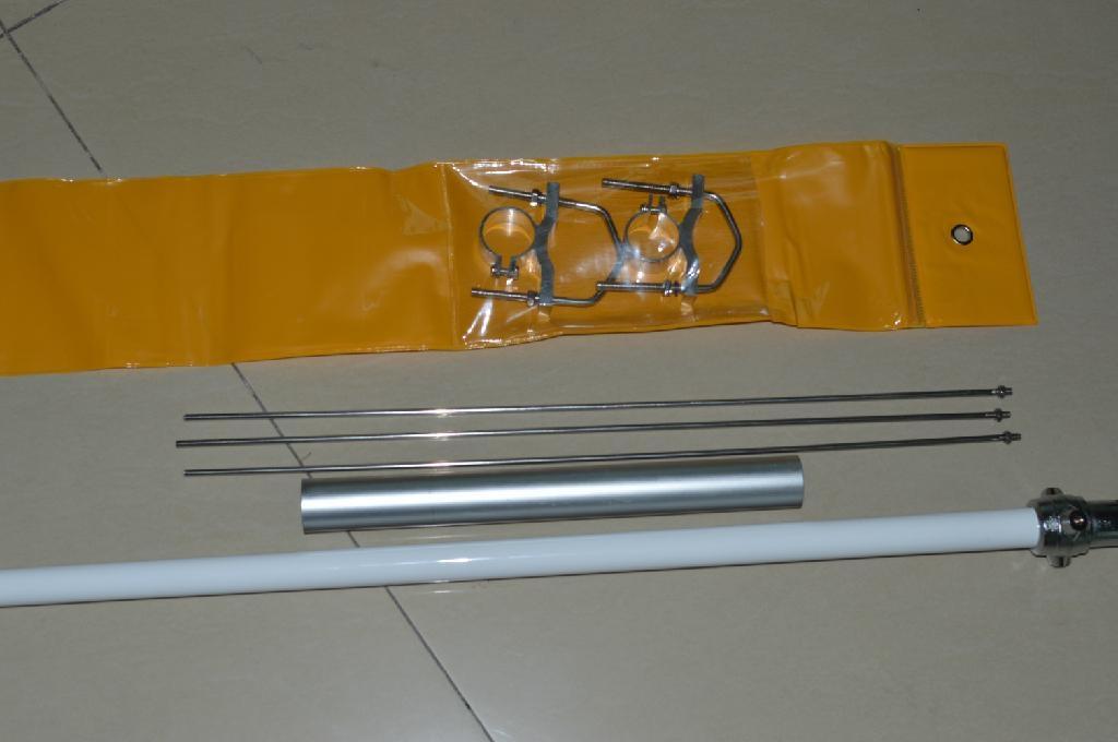 2.2m UHF 玻璃钢天线 HYS-F220U 4