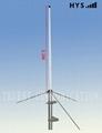 2.2m UHF 玻璃钢天线 HYS-F220U 5