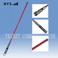 Led Light VHF&UHF Ham Radio Antenna TC-FL300