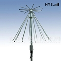100-1000MHZ Umbrella Style Wide Band Antenna TC-WBUM100