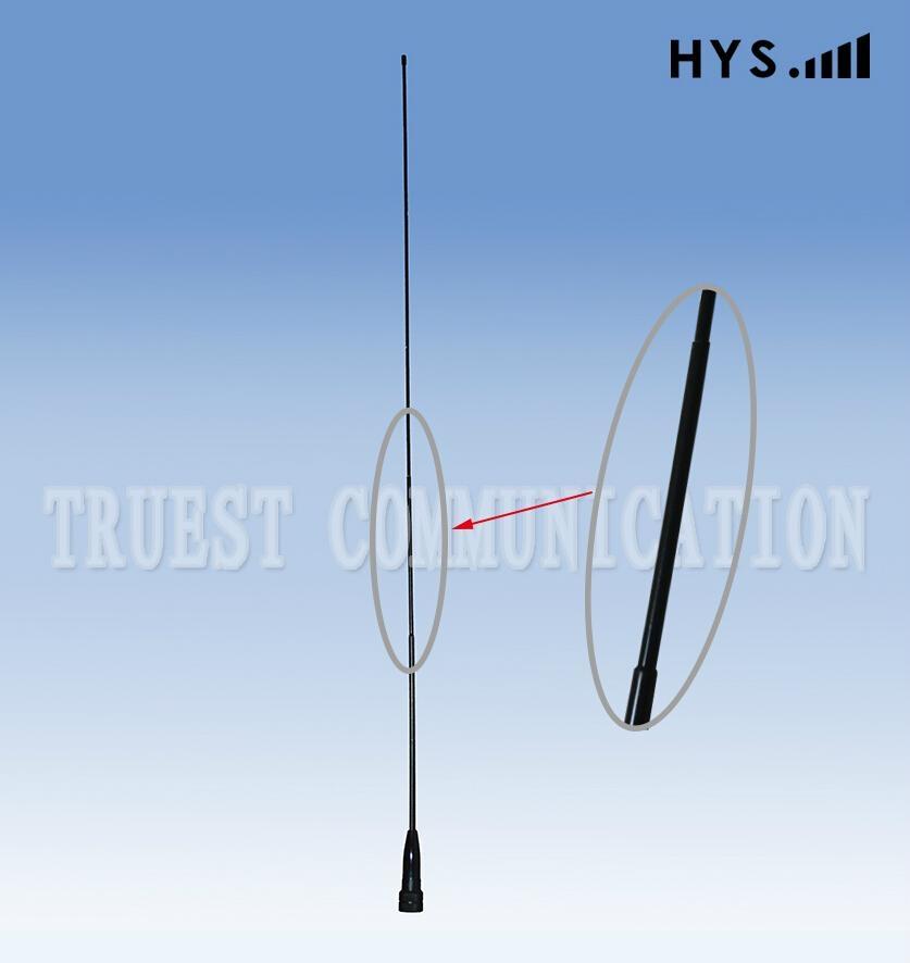 Soft Axis And Flexibility  VHF  Two Way Radio  Antenna TC-155-669C  3