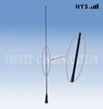 Soft Axis And Flexibility  VHF  Two Way Radio  Antenna TC-155-669C