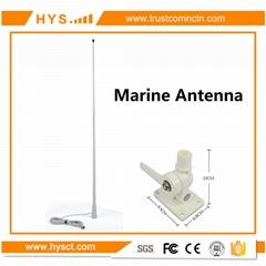 1.1M VHF 船舶玻璃钢天线 TC-MA-F02ABS