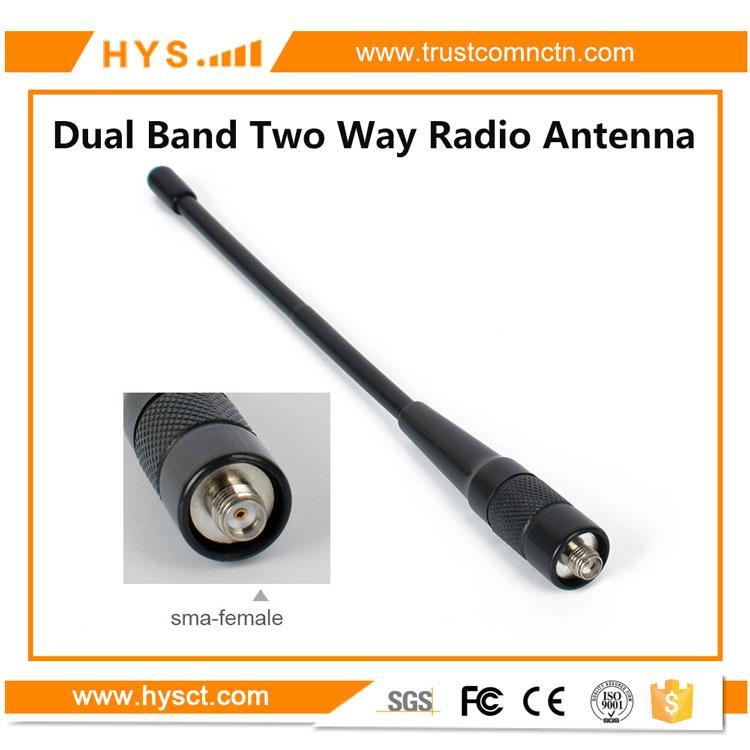 Dual Band Ham Two Way Radio Antenna HYS-701N
