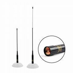 144/430MHz Telescopic Extension Tube (12.7in)–(19in) Antenna NL-R2L