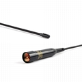 144/430MHz Telescopic Extension Tube (12.7in)–(19in) Antenna NL-R2L 2