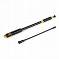 Dual Band Telescopic Replacement Antenna Dual Purpose Extendable Whip Antenna
