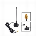 435MHZ Magnetic Walkie Talkie Radio Antenna  SMA-F