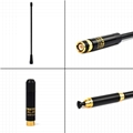 Dual Band VHF&/UHF Replacement Antenna Dual Purpose Extendable Antenna