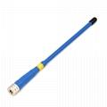 VHF&UHF 双频对讲机天线  FP671-Blue