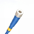 Dual Band 7cm 2meter Ham Radio Antenna High Gain 10W Antenna FP671-Blue