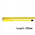 Dual Band 7cm 2meter Ham Radio Antenna High Gain 10W Antenna FP671-Yellow