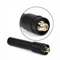 VHF&UHF 雙頻橡膠對講機