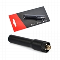 VHF&UHF 双频橡胶对讲机天线SF-20 Black 4