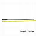 Dual Band VHF&UHF Antenna RH-771 Black