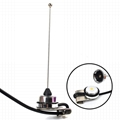 UHF NMO Connector Amateur Antenna 400-470MHz/70CM 6.5inch