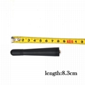 UHF 450-490MHz Short Rubber Radio Antenna 3-inch