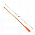 双频手持机天线 TC-RHF40 orange 9