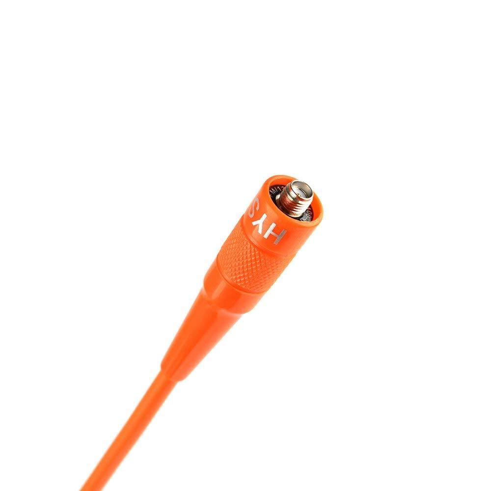 双频手持机天线 TC-RHF40 orange 11