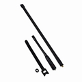 CS Tactics Antenna  Gooseneck&Foldable Dual Band VHF/UHF SMA Female  Antenna