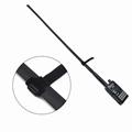 CS Tactical Foldable Antenna SMA Male 2M/70CM 144/430Mhz Portable Antenna
