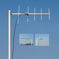HYS UHF 400-470 MHz 5 Elements YAGI Antenna