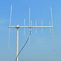 HYS Dual-Band 9.5/11.5dBi 100W Yagi 8 Element Beam Antenna
