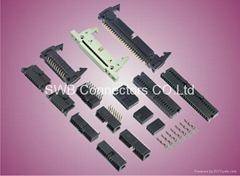 2.54mm Pitch Wiire to Board Connectors