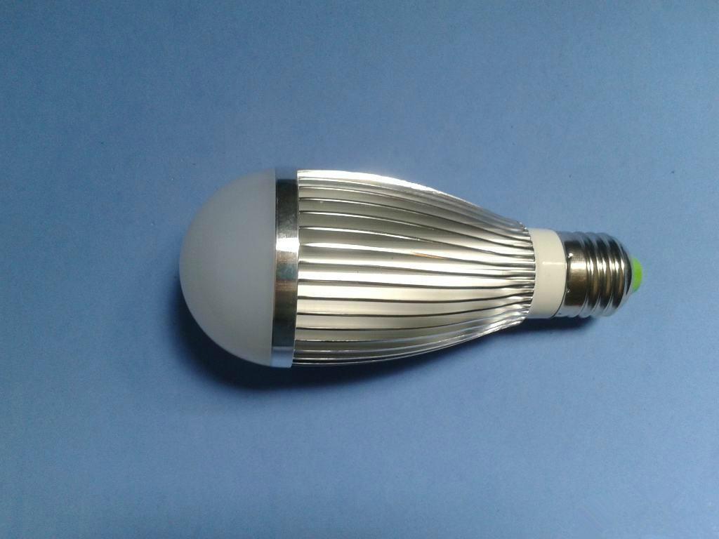 Super Bright Dimmable Indoor Aluminum High Power LED Bulb Energy-Saving LED Ligh 2