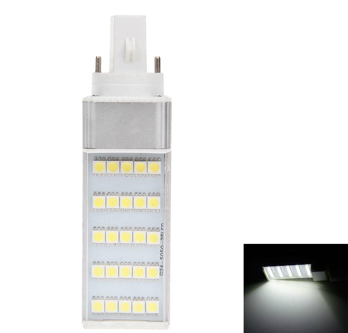 Top Quality G24/E27 SMD LED Chip Energy Saving LED Plc Lamp 1