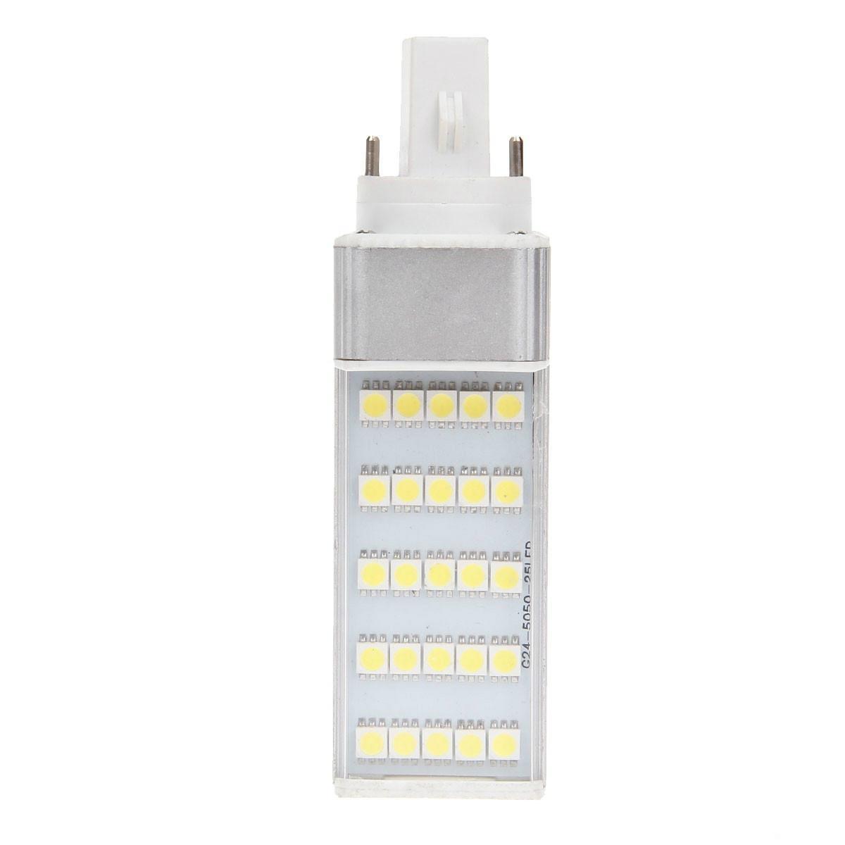 Top Quality G24/E27 SMD LED Chip Energy Saving LED Plc Lamp 3