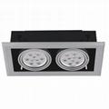 Modern Design Spot Lighting Quality Energy Saving LED Grille Spot Light 4