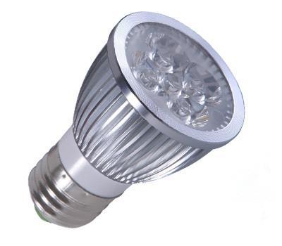 Quality High Brightness Energy-Saving E27/Gu10 Base LED Spotlight 1