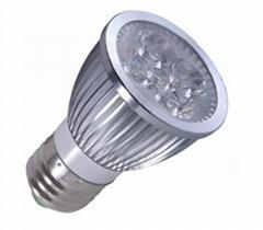 Quality High Brightness Energy-Saving E27/Gu10 Base LED Spotlight