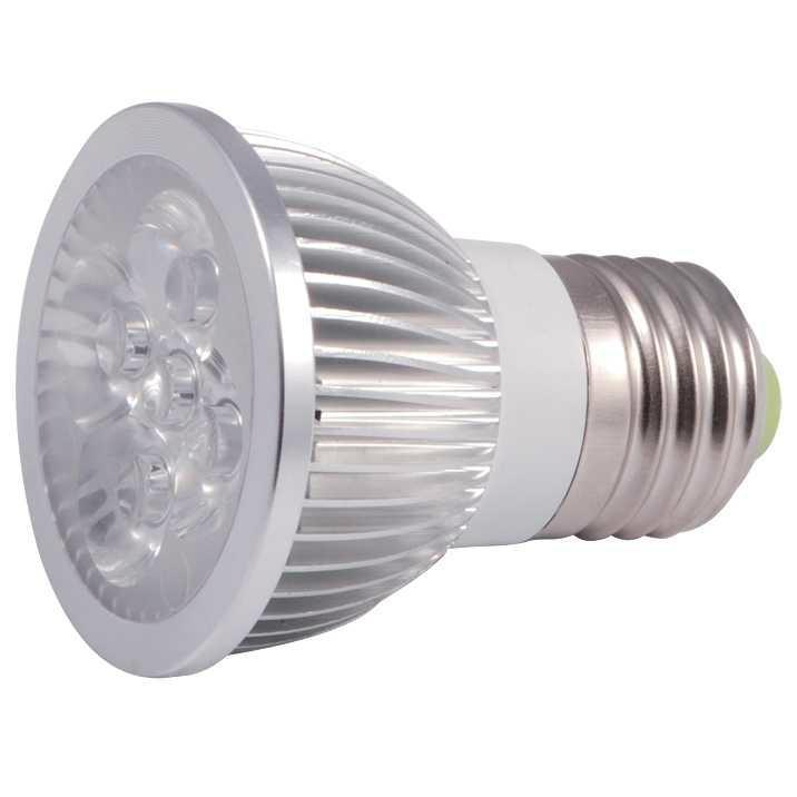 Quality High Brightness Energy-Saving E27/Gu10 Base LED Spotlight 3