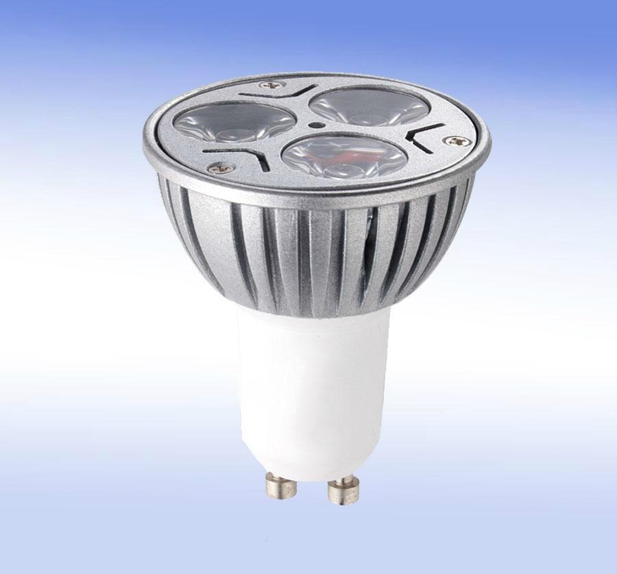 Quality High Brightness Energy-Saving E27/Gu10 Base LED Spotlight 4