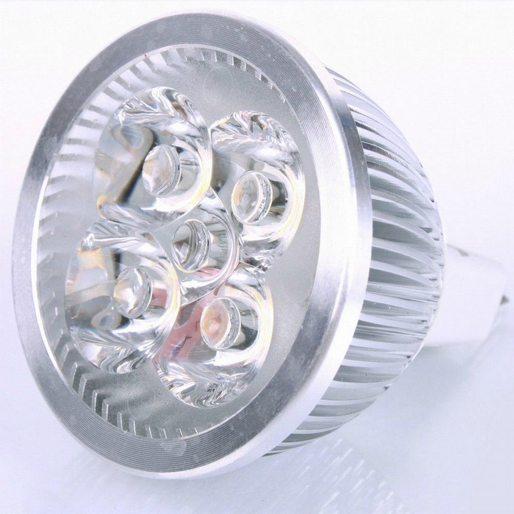 Quality High Brightness Energy-Saving E27/Gu10 Base LED Spotlight 5