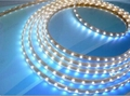 Colorful High Quality Safety Flexible LED Strip Light Water-Proof RGB SMD 5