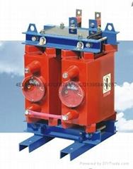 全銅干式單相變壓器DC10-15/10-0.22