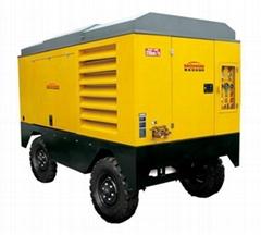 莫悉尼移动式柴油空压机高效