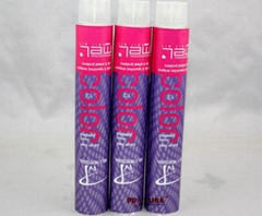 D32mm Hair Color cream tube, Hair Dying aluminum tubes