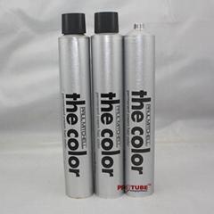 90g D32mm Hair color aluminum packing tube