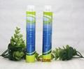 90g D32mm Hair color aluminum packing tube 2